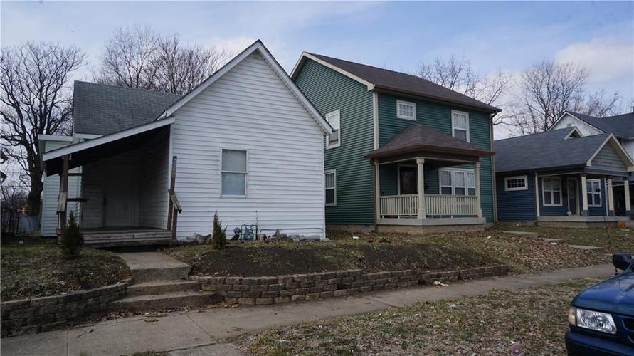 546 N Tremont Street Indianapolis, IN 46222 | MLS 21628020