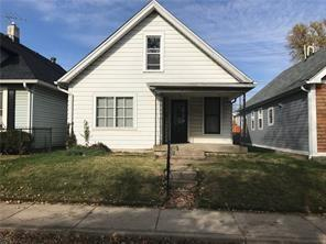 708  Cottage Avenue Indianapolis, IN 46203 | MLS 21628028