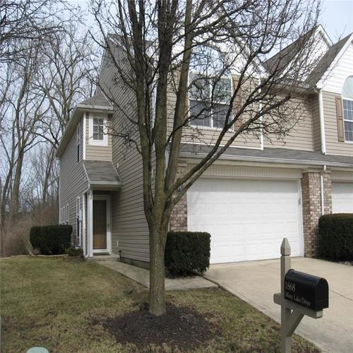 1868  Misty Lake Drive Indianapolis, IN 46260 | MLS 21628035