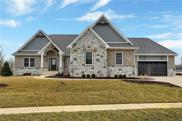 2243 W Haines Pass Greenfield, IN 46140 | MLS 21628074