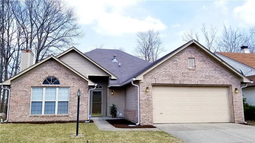 723  Pioneer Woods Drive Indianapolis, IN 46224 | MLS 21628084