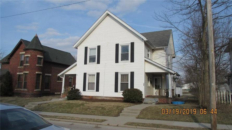 202-204 Woodlawn Place Crawfordsville, IN 47933   MLS 21628113   photo 1