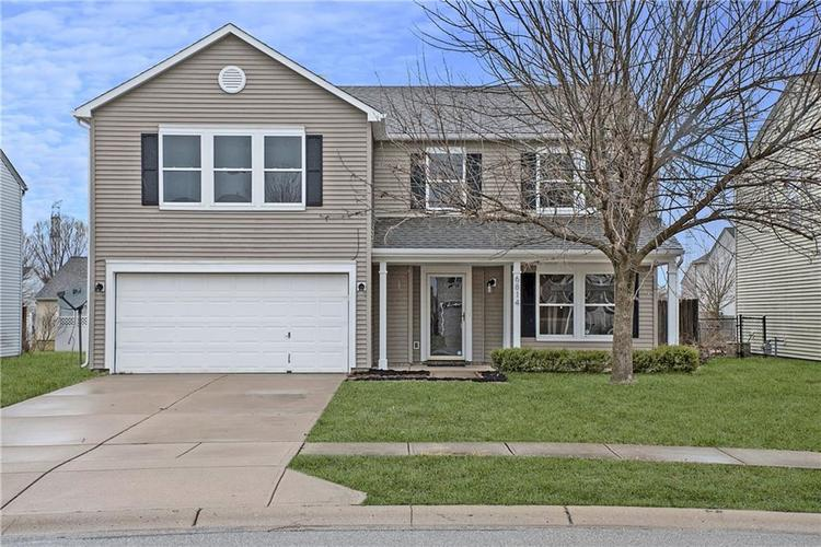 6814 W Raleigh Drive McCordsville, IN 46055   MLS 21628127