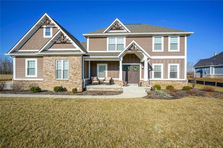 4534 S Ridgeview Drive Greenfield, IN 46140 | MLS 21628134