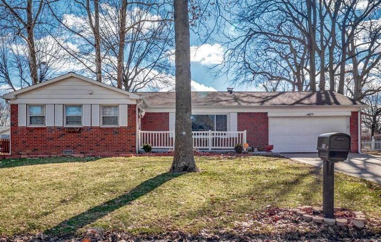 515  Halsted Court Indianapolis, IN 46214 | MLS 21628146