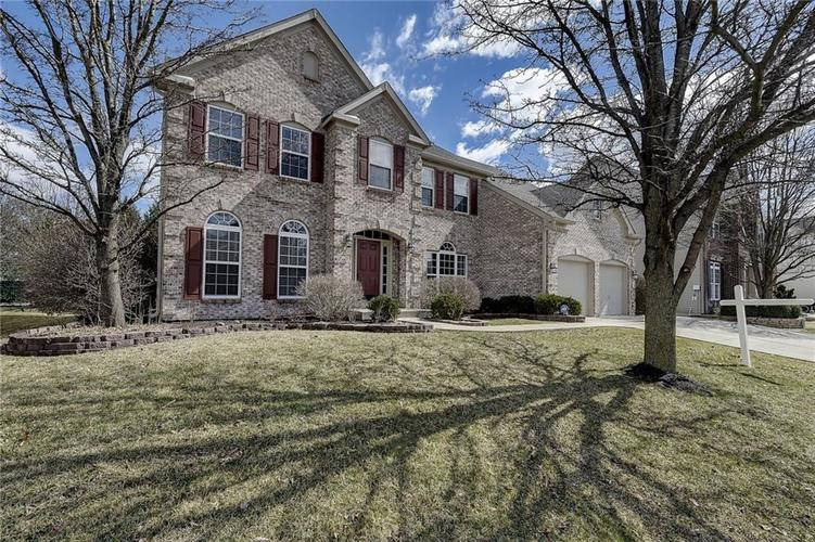 13709  MEADOW LAKE DR  Fishers, IN 46038 | MLS 21628179