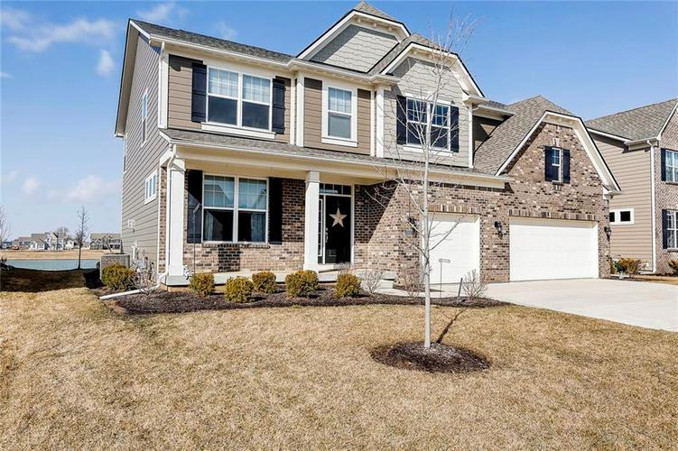 11932  Whisper Ridge Drive Noblesville, IN 46060 | MLS 21628208
