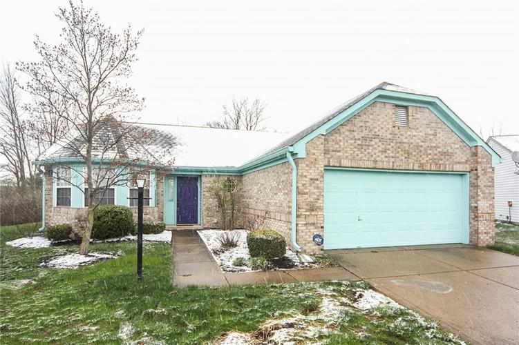 4850  Country Brook Court  Indianapolis, IN 46254 | MLS 21628222