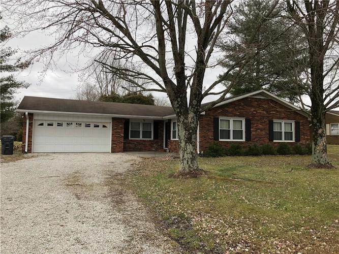 890 S State Highway 7  North Vernon, IN 47265   MLS 21628325