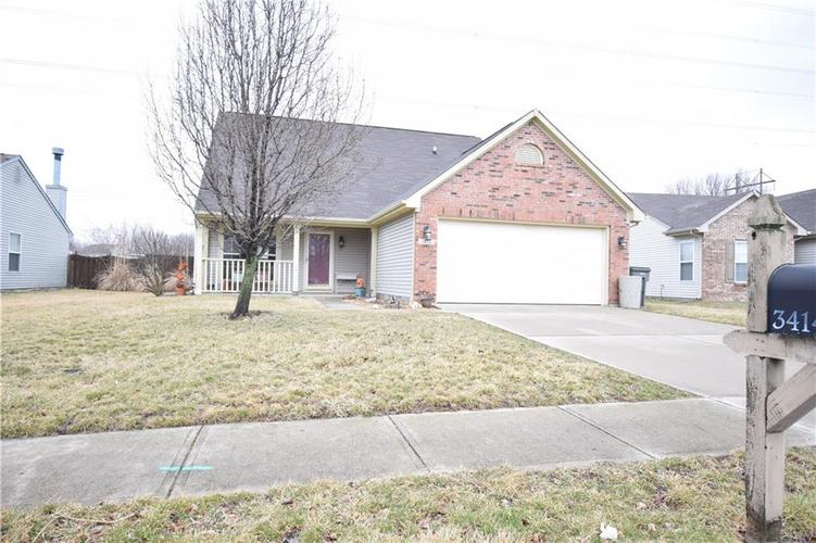 3414  Cold Harbor Drive Indianapolis, IN 46227 | MLS 21628365
