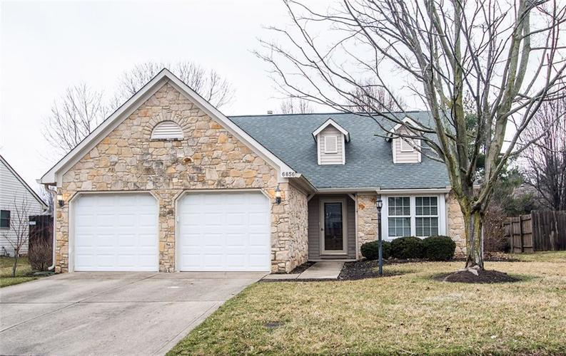6856 Cherry Laurel Lane Fishers, IN 46038 | MLS 21628377 | photo 1
