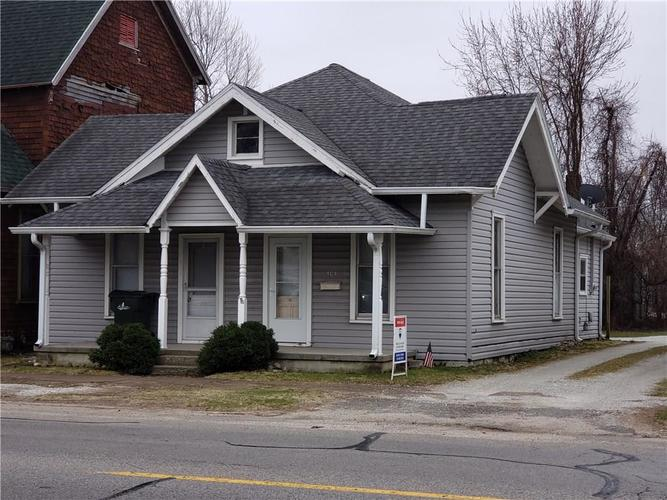 505 W Main Street Greensburg, IN 47240 | MLS 21628450
