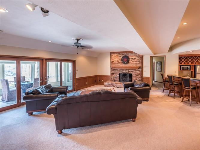 12161 ADMIRALS POINTE Circle Indianapolis, IN 46236   MLS 21628498   photo 25