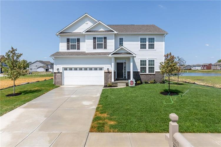 10542 Stableview Drive Fishers, IN 46040 | MLS 21628507 | photo 1