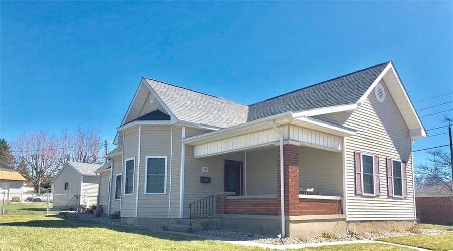 406 N IRELAND Street Greensburg, IN 47240 | MLS 21628509