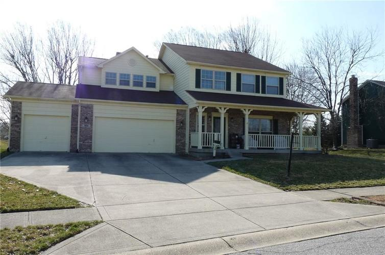 7608  Chestnut Hills Drive Indianapolis, IN 46278   MLS 21628512