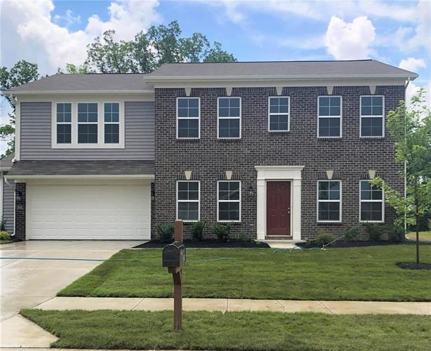 8582  Fawn Way McCordsville, IN 46055 | MLS 21628524