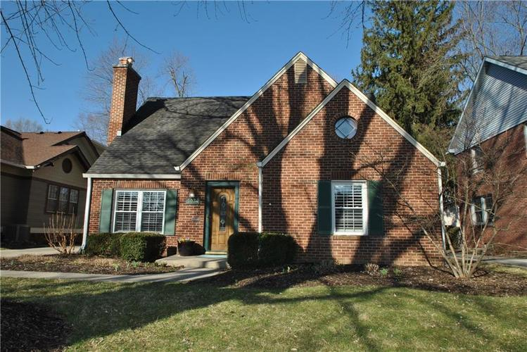 5034 N Capitol Avenue Indianapolis, IN 46208 | MLS 21628529 | photo 1
