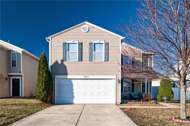 8308  Centenary Drive Camby, IN 46113 | MLS 21628533