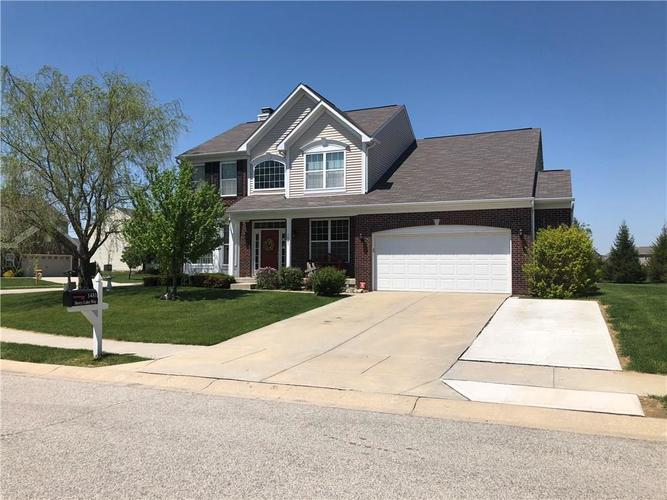 1481 Berry Lake Way Brownsburg, IN 46112 | MLS 21628593 | photo 1