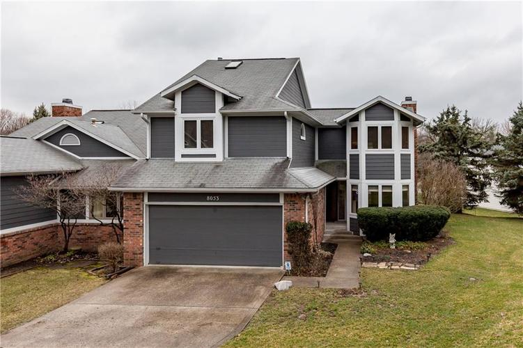 8053  Foxchase Drive Indianapolis, IN 46256 | MLS 21628619
