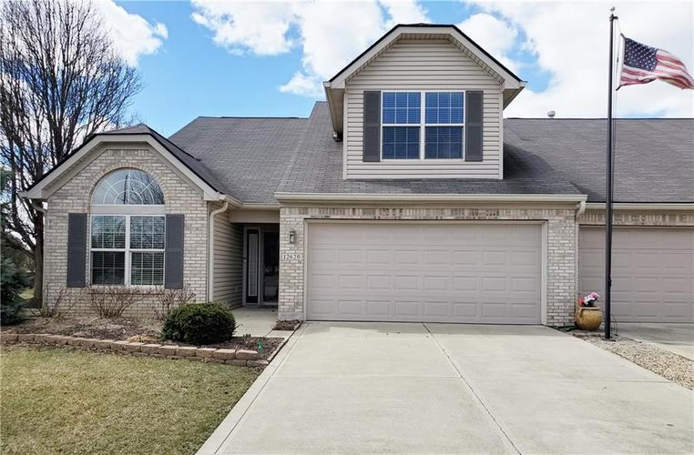 12620  Whisper Way Fishers, IN 46037 | MLS 21628631