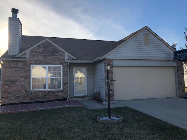 1258 MAGNOLIA Drive Greenfield, IN 46140 | MLS 21628645 | photo 1