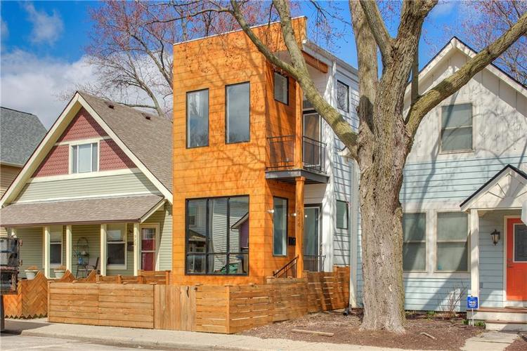 924  Prospect Street Indianapolis, IN 46203 | MLS 21628657