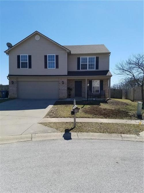 7523  Blue Willow Drive Indianapolis, IN 46239 | MLS 21628709