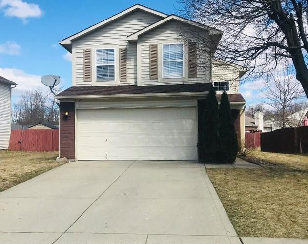 6628  Glenn Meade Drive Indianapolis, IN 46241 | MLS 21628733