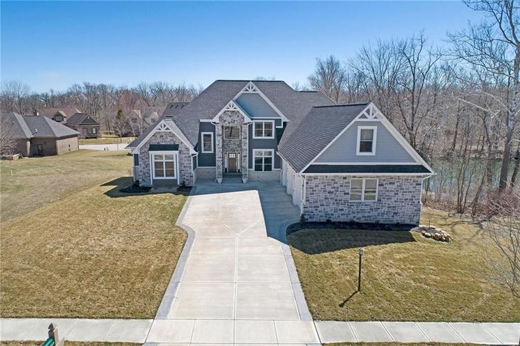 11569  Silver Moon Court Noblesville, IN 46060 | MLS 21628770