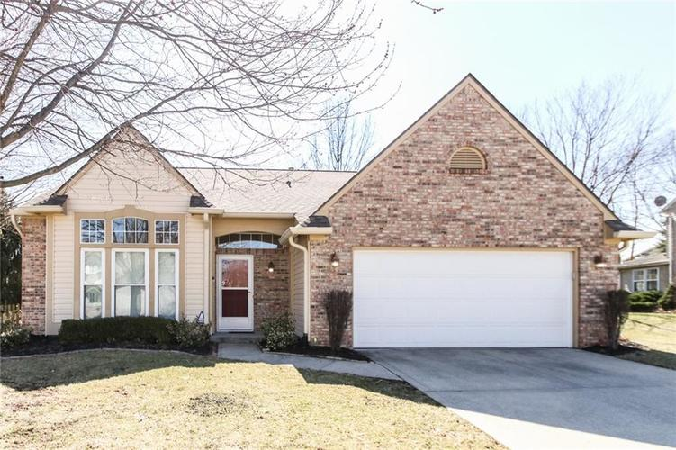 7345  Brittany Way Fishers, IN 46038 | MLS 21628778