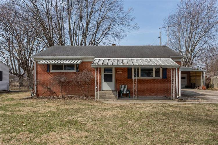 3205  CANADAY Drive Anderson, IN 46013 | MLS 21628795
