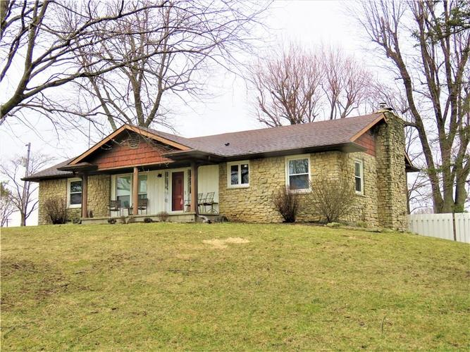 3806 S Grant City Road Shirley, IN 47384 | MLS 21628829