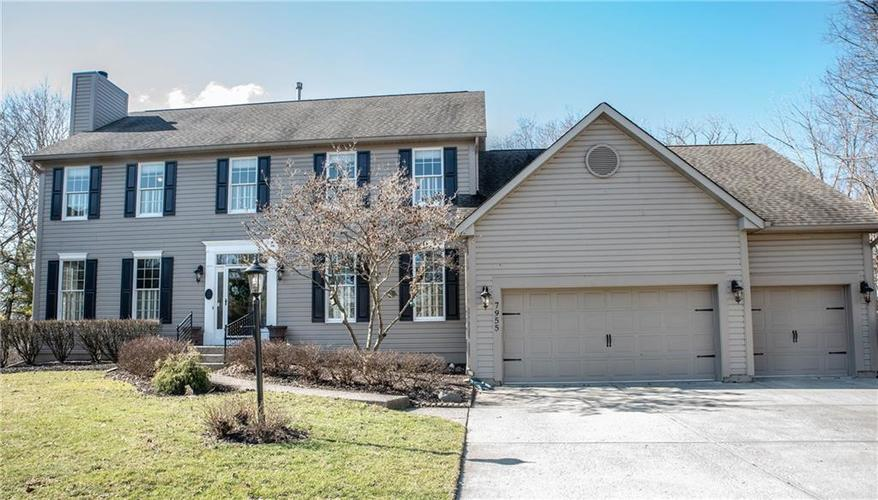 7955  Thurston Court Fishers, IN 46038 | MLS 21628887