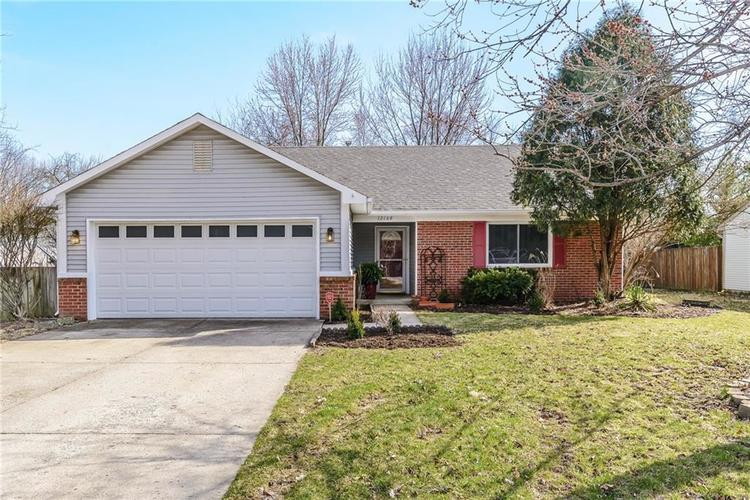 12169 E 75th Street Indianapolis, IN 46236 | MLS 21628910