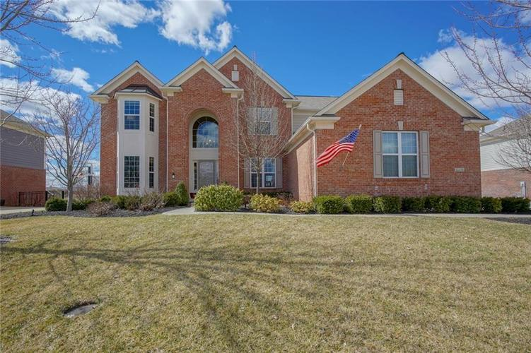 12378 Duval Drive Fishers, IN 46037   MLS 21628923   photo 1