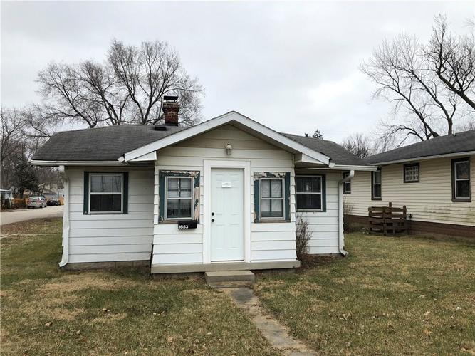 1653 N Somerset Avenue Indianapolis, IN 46222 | MLS 21628934 | photo 1