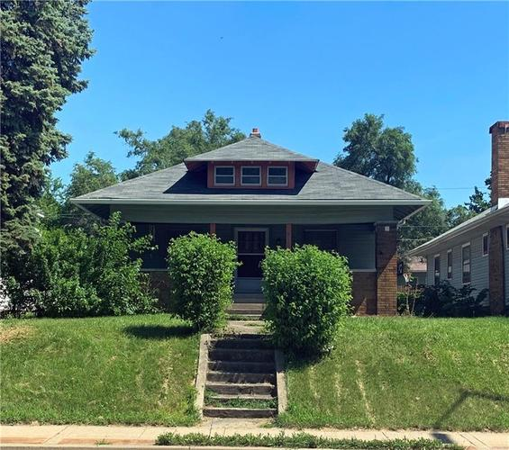 412 W 38th Street Indianapolis, IN 46208   MLS 21629016