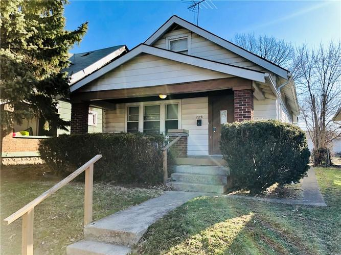 729 N LINWOOD Indianapolis, IN 46201 | MLS 21629032 | photo 1