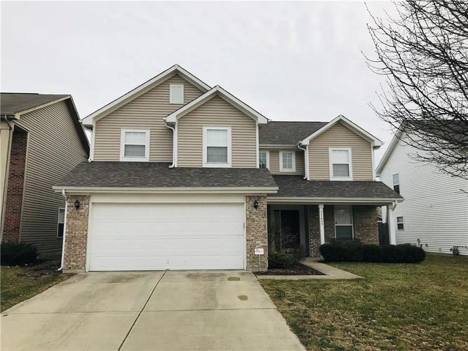 11437  Seabiscuit Drive Noblesville, IN 46060 | MLS 21629053