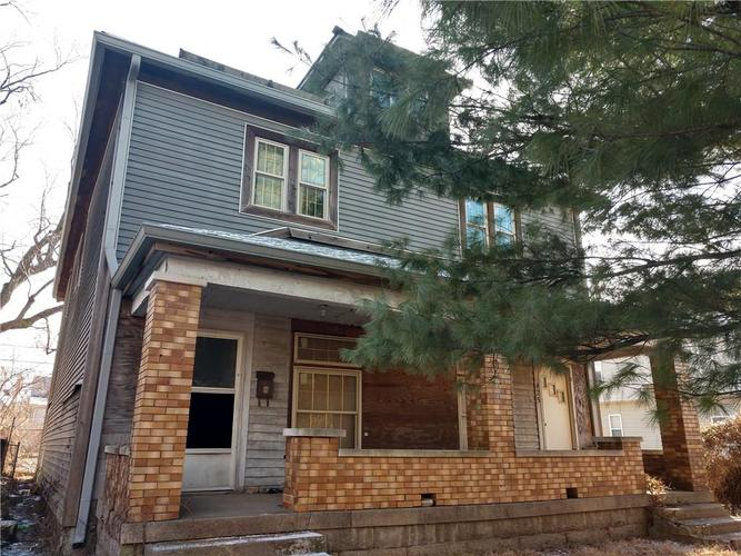 427 N State Avenue Indianapolis, IN 46201 | MLS 21629138