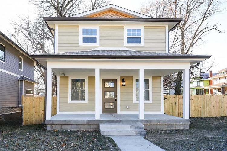 529 E 32nd Street Indianapolis, IN 46205 | MLS 21629223