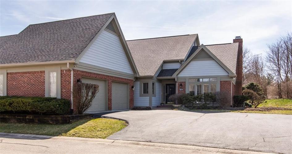 9248  Spring Lakes Drive Indianapolis, IN 46260 | MLS 21629291