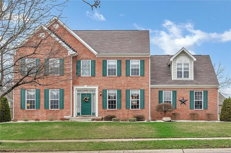 2386  Auburn Way Plainfield, IN 46168 | MLS 21629305