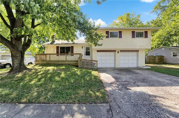 4853  NORCROFT Drive Indianapolis, IN 46221 | MLS 21629314