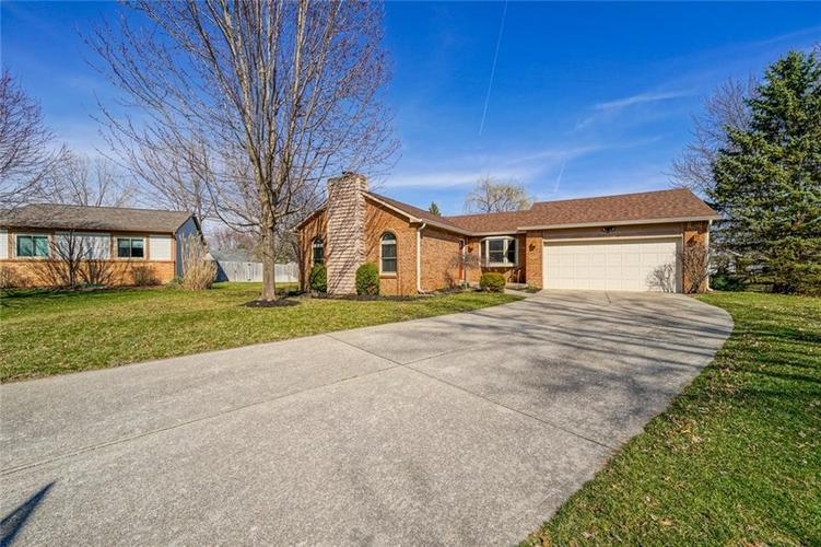 11516 OLD OAKLAND Circle Indianapolis, IN 46236   MLS 21629316   photo 4
