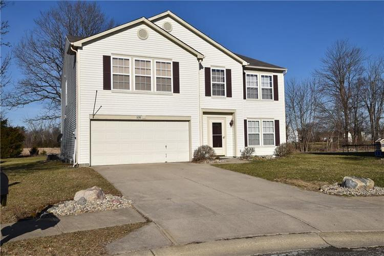 1238  Rosemary Court Greenfield, IN 46140 | MLS 21629328