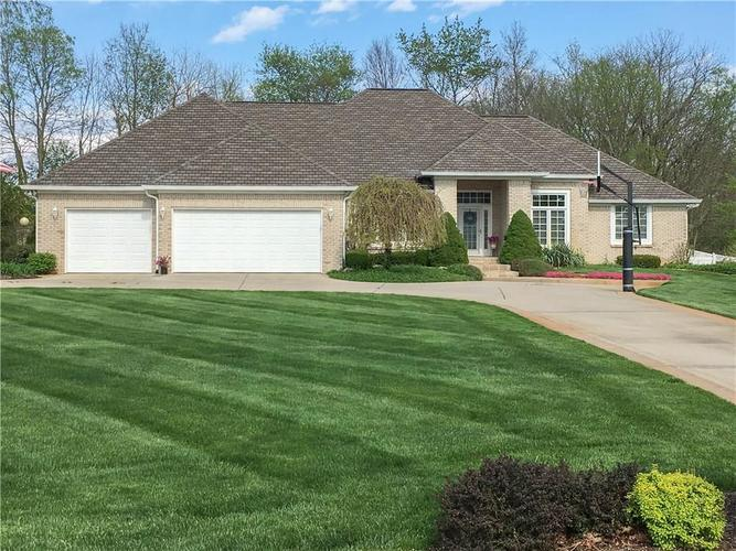 7529  Windridge Way Brownsburg, IN 46112 | MLS 21629329