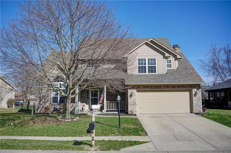 7639  Santolina Drive Indianapolis, IN 46237 | MLS 21629353
